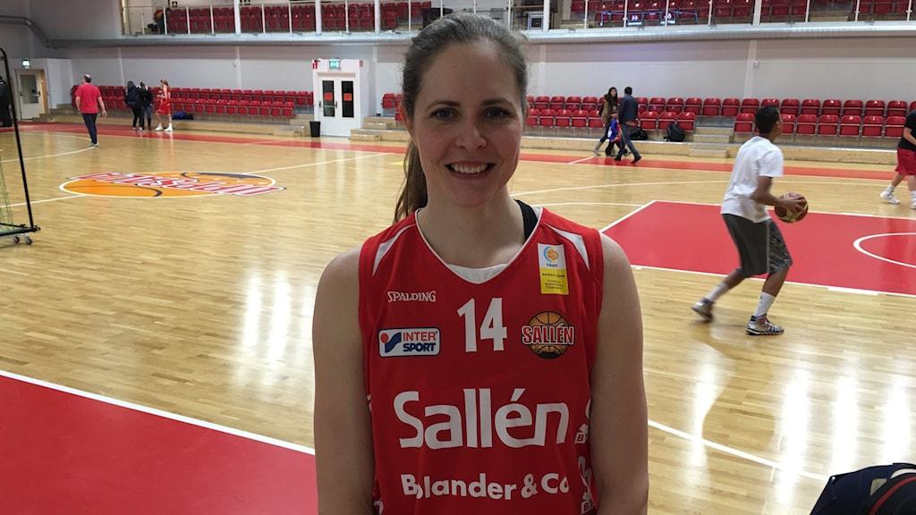 Katarina Andersson, Sallén Basket