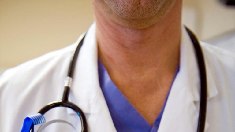Läkare.