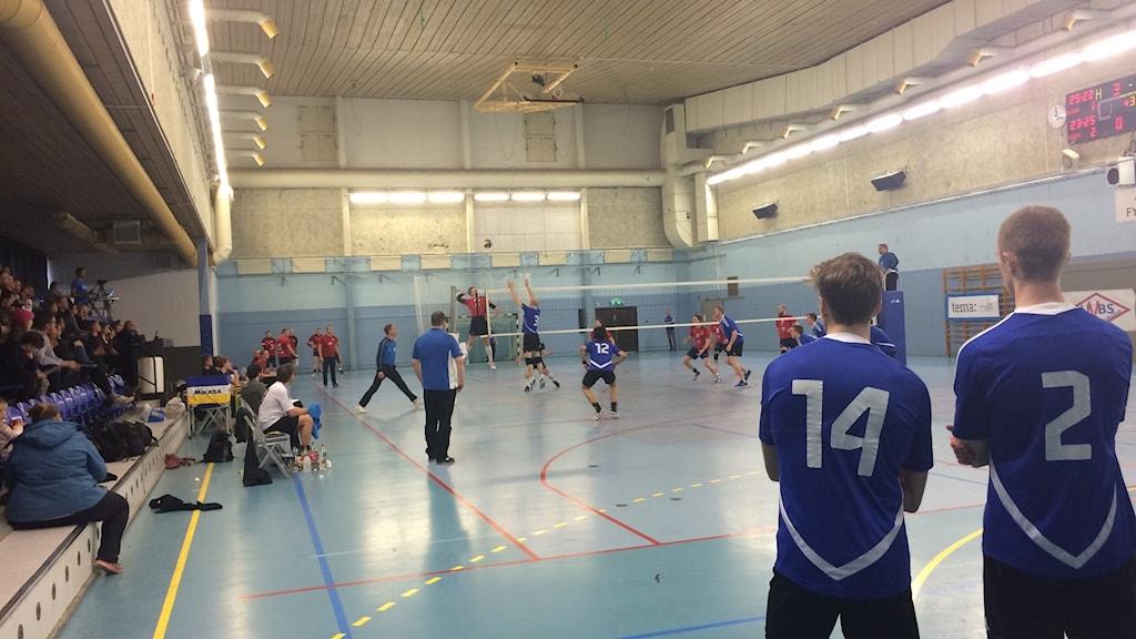 UVBS Volleyboll Vindrarp Uppsala