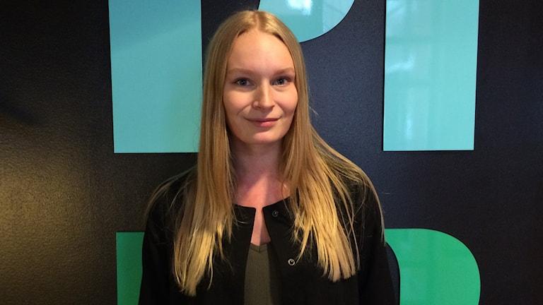 Emma Norrberg från Uppsala skapade #flickanombord