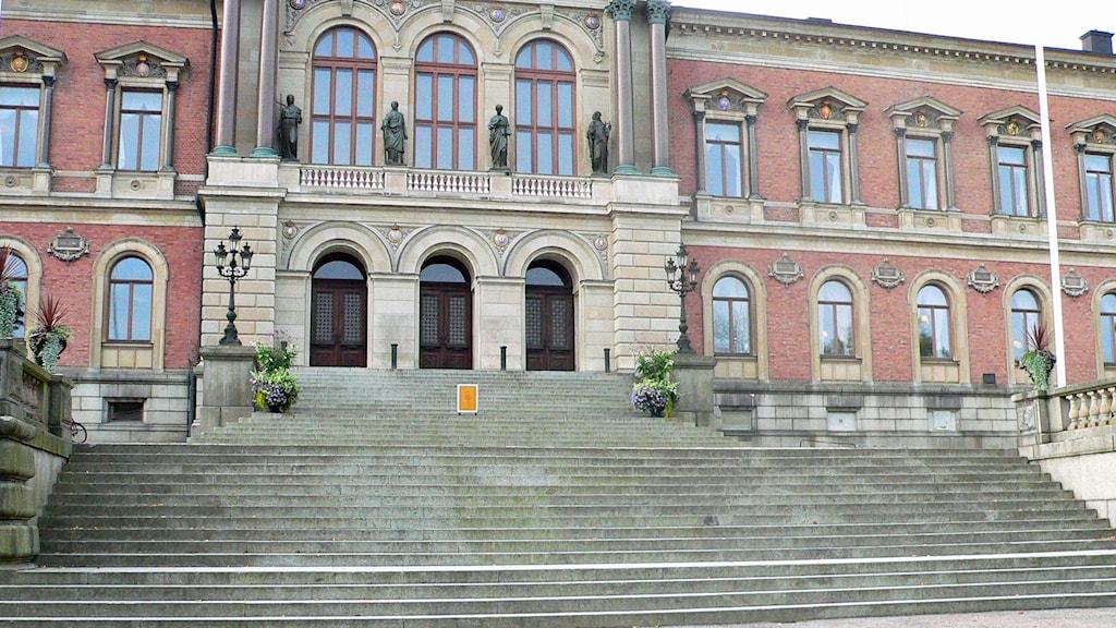 Universitetshuset i Uppsala