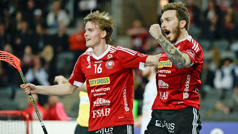Storvretas Jimmie Pettersson och Victor Andersson
