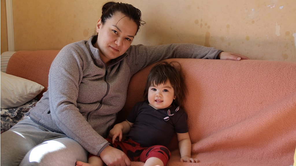 Nargis Hamidulyna från Kirgizistan