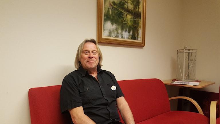 Thomas Beckman, rektor på Västerängsskolan