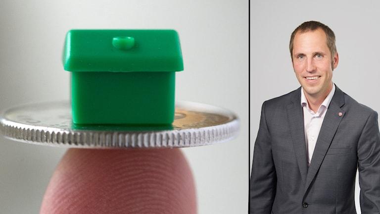 Erik Pelling om den bostadsbonus som Uppsala kommun tar störst del av