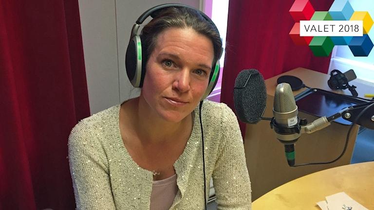 Lina Nordquist är förstanamn i riksdagsvalet för Liberalerna i Uppsala län.