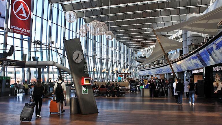 Arlanda Terminal 5.