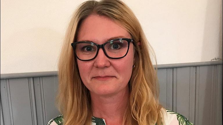 Sara Sjödal, Centerpartiet i Tierp