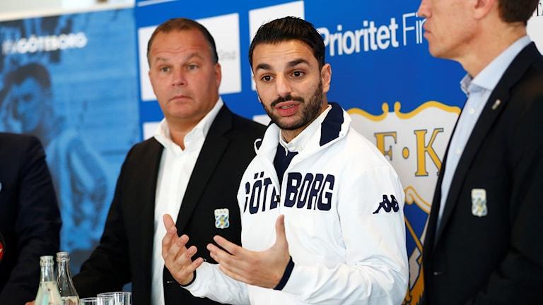 Poya Asbaghi från Uppsala blir IFK Göteborgs nya tränare.