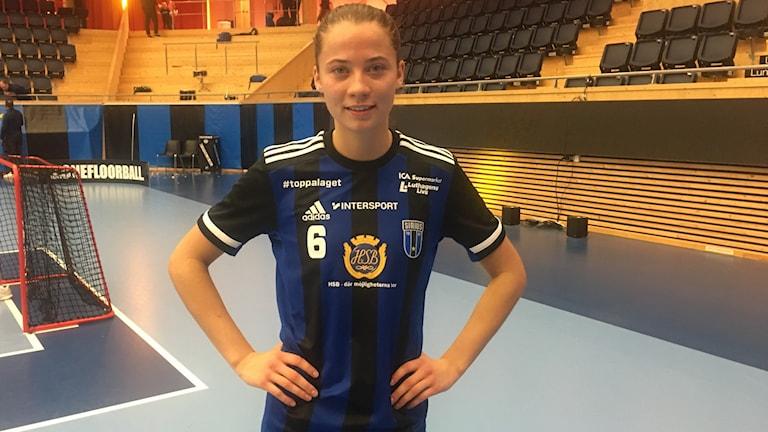 Natalie Hjertberg, Sirius IBK