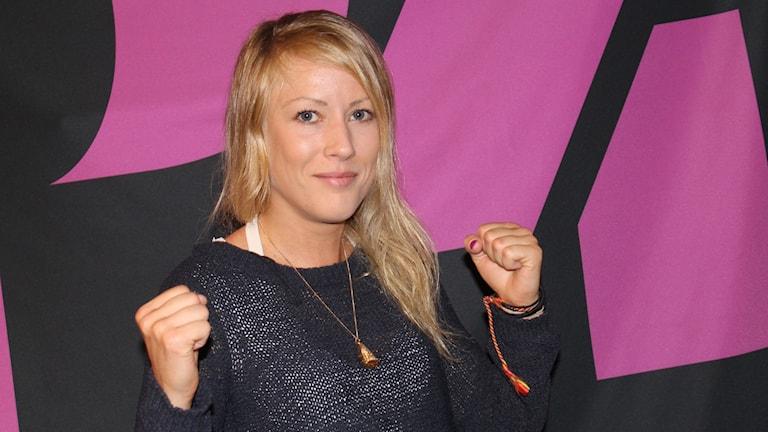 Kickboxaren Sandra Godvik
