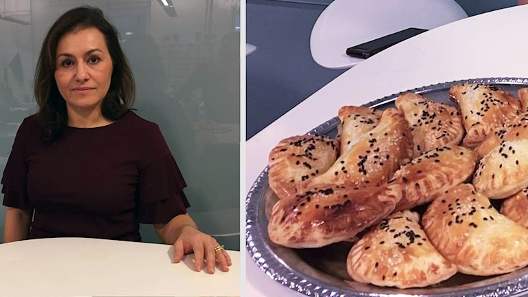 Anna Demirians matblogg är fjärde böst i Norden.