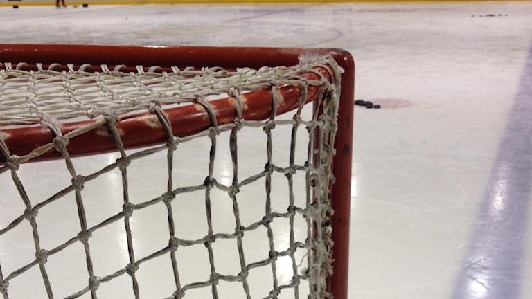 Ishockeymål.