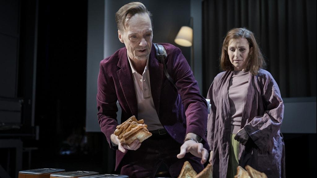 Rolf Lydahl och Helen Sjöholm