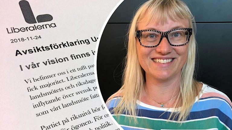 Liberalerna stänger dörren mot Sverigedemokraterna.
