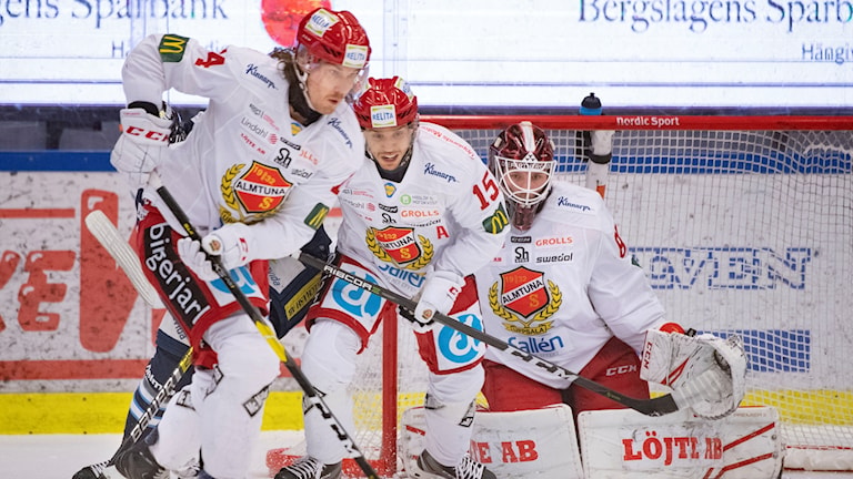 Stefan Lassen och Victor Rollin-Carlsson i Almtuna.