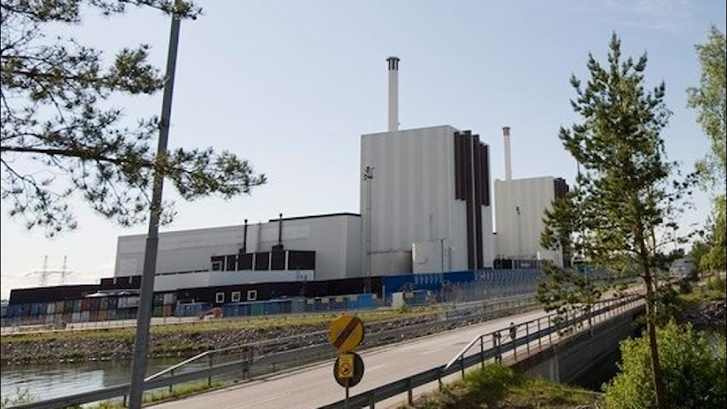 Olyckan ägde rum i reaktorbyggnaden på Forsmark 3.