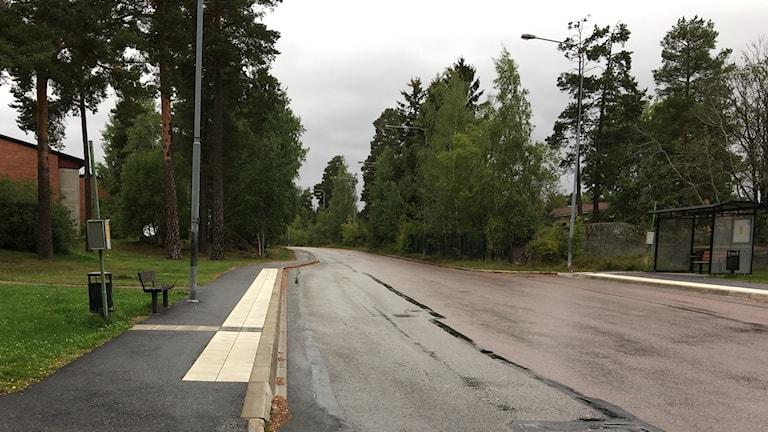 Indragen hållplats vid Jenny Linds väg i Gottsunda ska återuppstå.