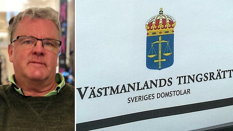 Advokat Martin Beskow och Västmanlands tingsrätt