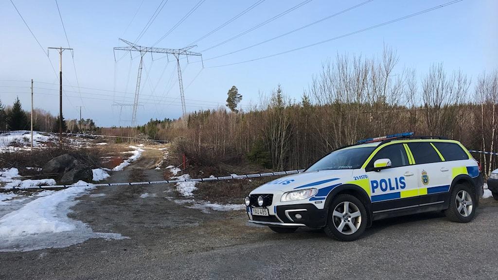Misstänkt mord i forsby i knivsta kommun