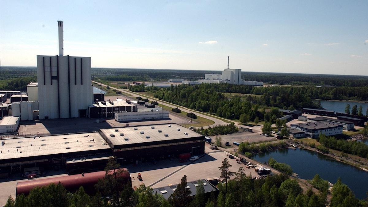 Forsmark kärnkraftverk