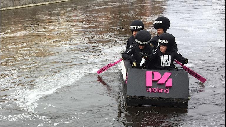 P4-flotten