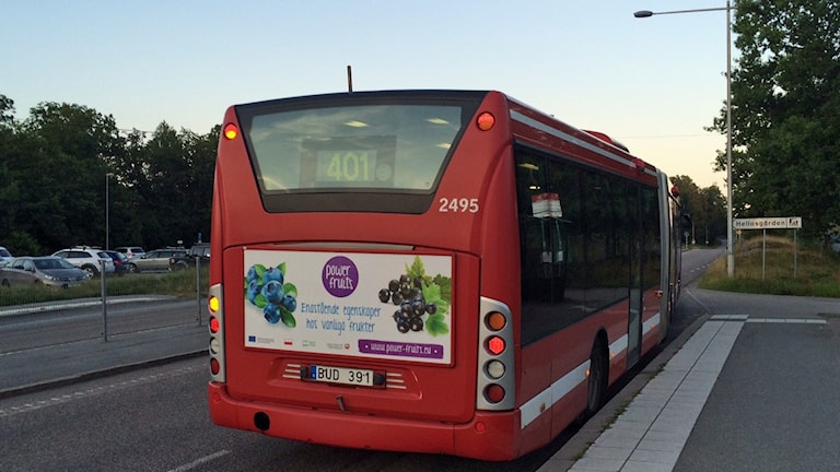 SL-buss (arkivbild).