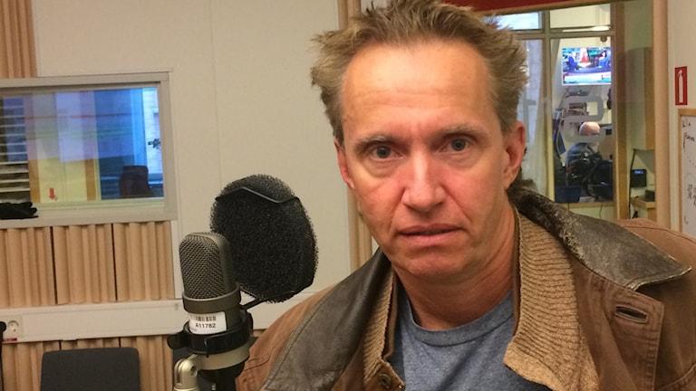 Demensforskaren Martin Ingelsson, professor i geriatrik vid Institutionen för folkhälso- och vårdvetenskap på Uppsala universitet.