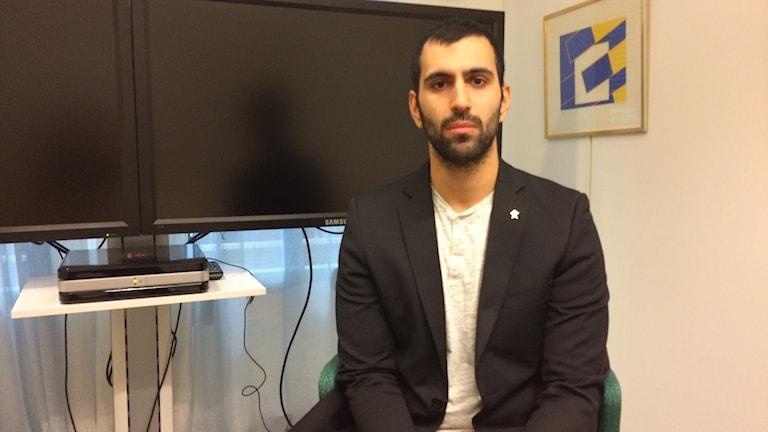 Åklagare Arash Zavosh