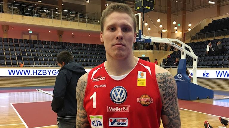 Axel Nordström, Uppsala Basket