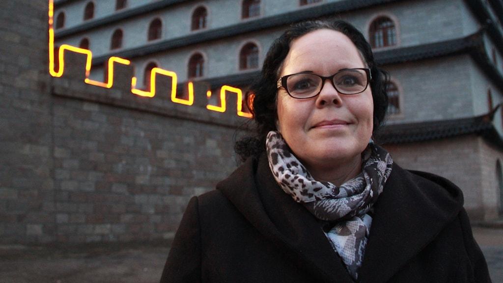 Marie Larsson, kommunalråd i Älvkarleby