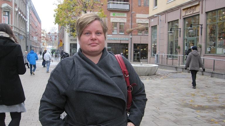 Linda Marklund är kritisk till att kommunerna gör få medlingar mellar brottsoffer och brottslingar.
