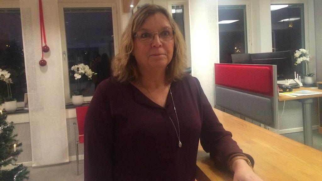 Vård- och omsorgschefen i Tierps kommun