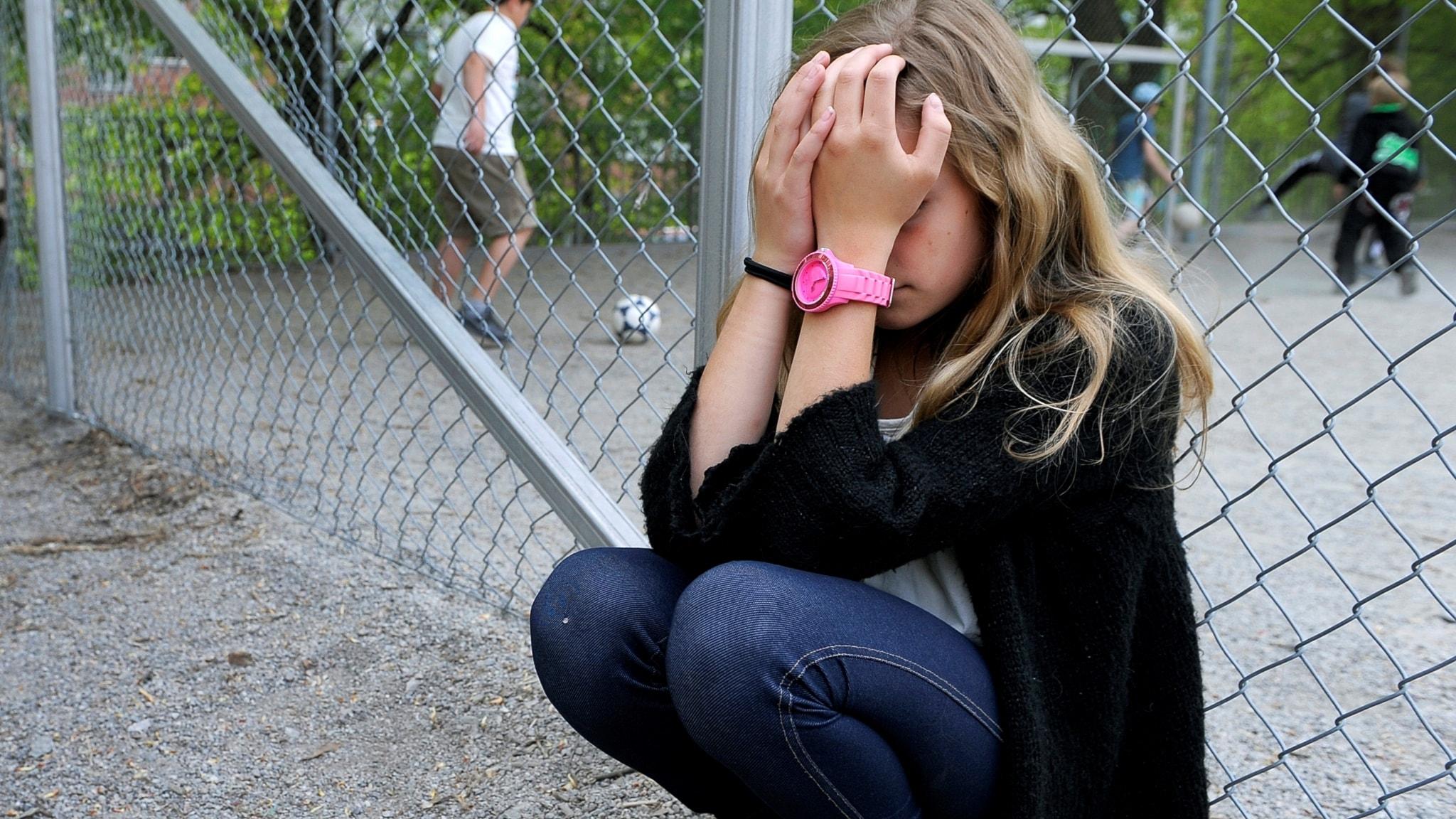 Skola kritiseras for hantering av mobbningsfall
