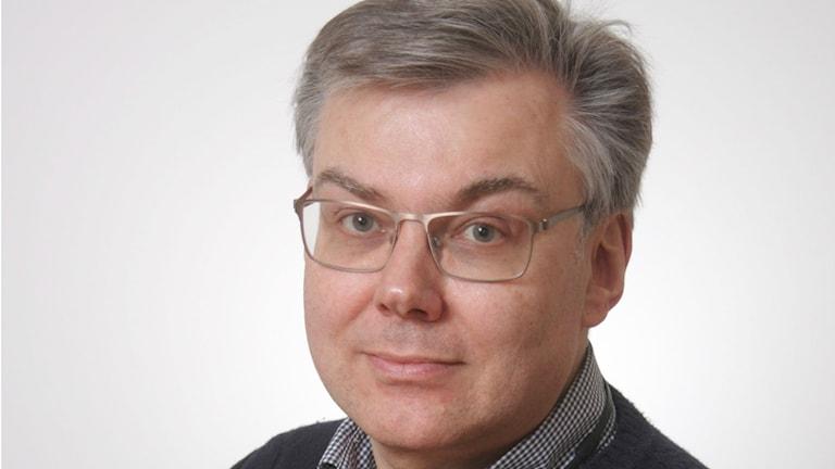 Sveriges veterinärförbunds informationschef Johan Beck-Friis