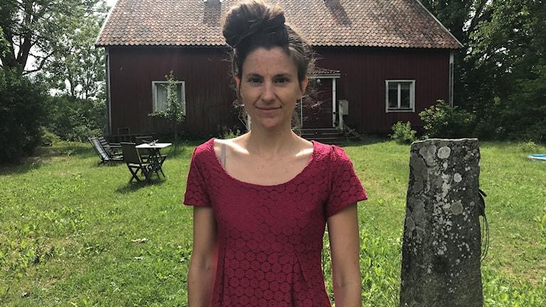 Hilde Marie Farstad bor i Alunda.