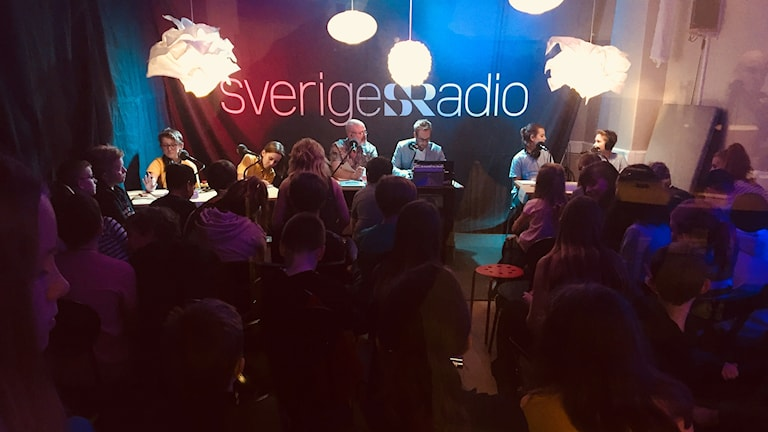 Mys i Vi i femman-studion 2018.