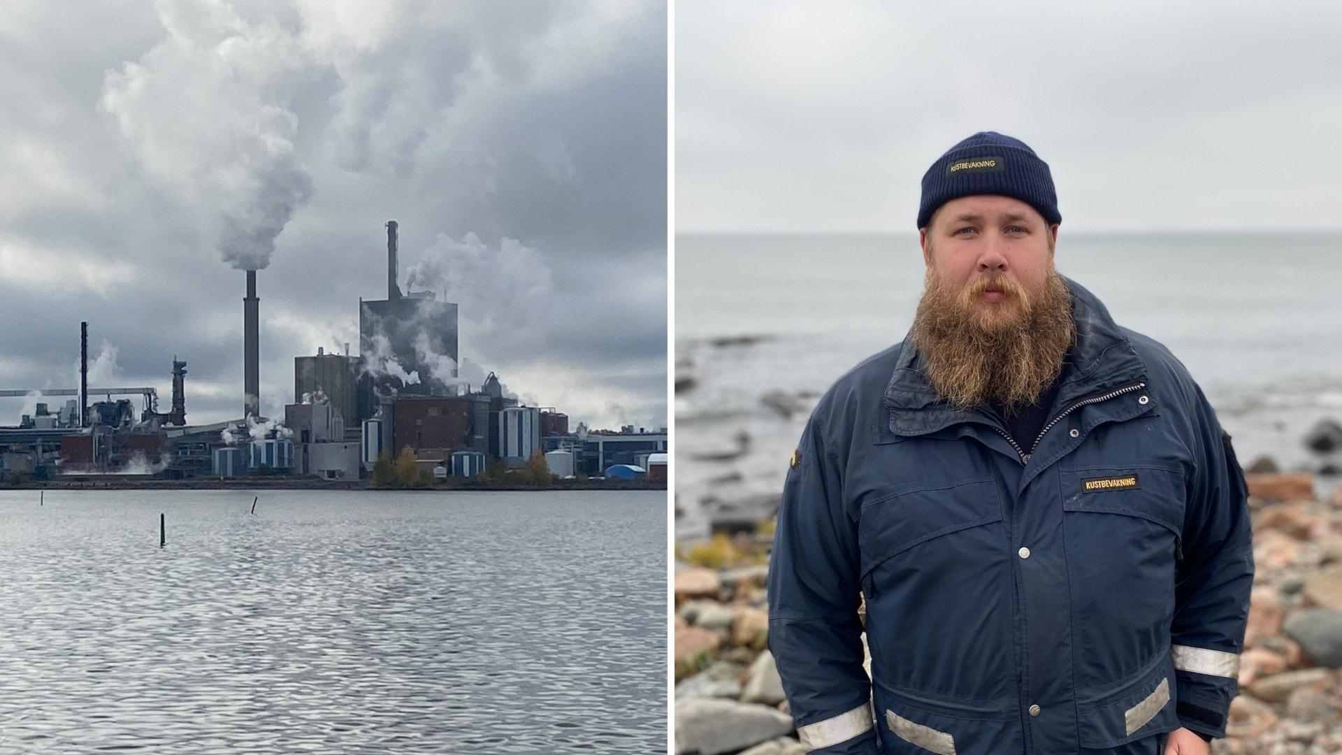 Kustbevakningen avslutar insatsen i Skutskär