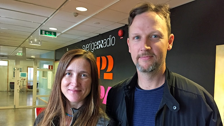 Mikaela Ramel och Aksel Morisse Doktor glas