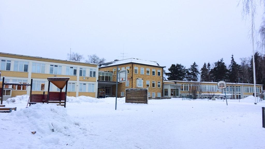 Örbyhus skola.