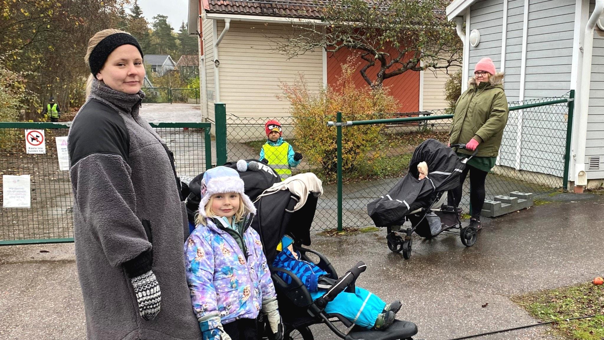 """Förälder om RS-viruset: """"Om jag haft spädbarn hade jag varit orolig"""""""