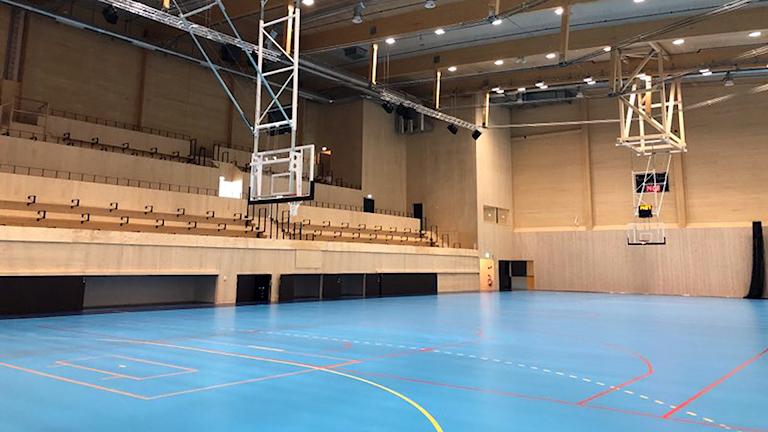 Sporthall A CIK
