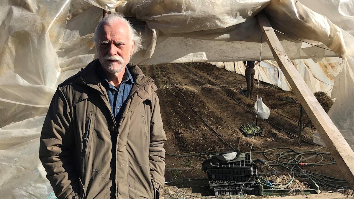 Anders Berlin är andelsjordbrukare.
