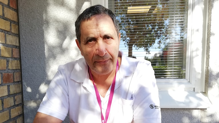 Kirurgen Bahman Darkahi har jobbat i 30 år på Enköpings lasarett.