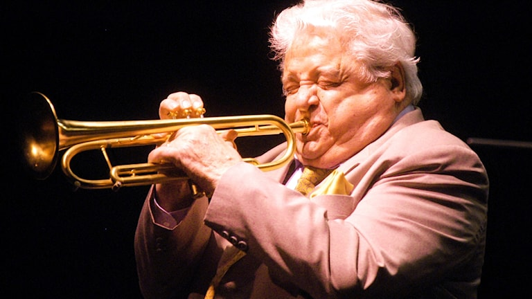 Jazztrumpetaren Maynard Ferguson