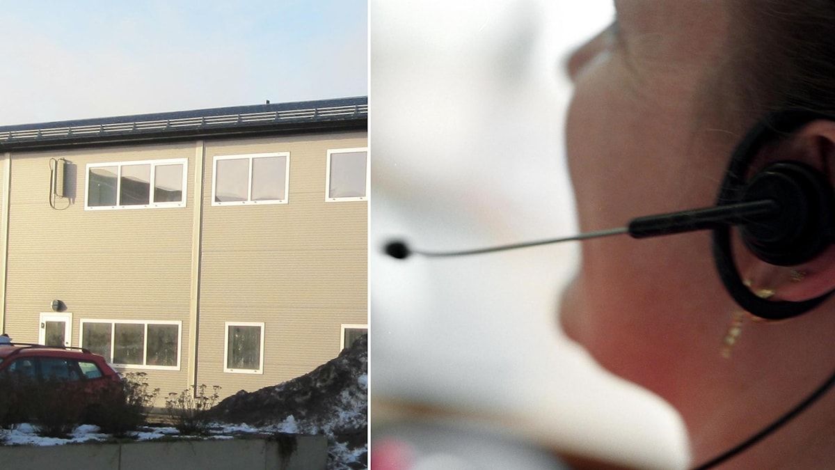 Här i Uppsala gjordes telefonförsäljning av Fastcom.