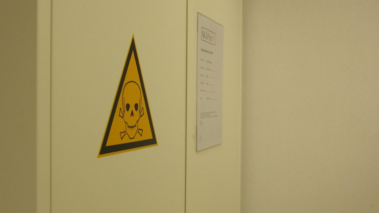 Här förvaras giftiga ämnen giftdoktorand (5)