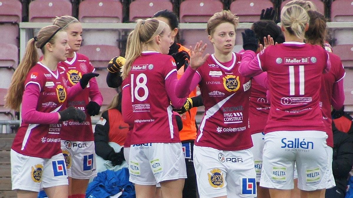 Uppsala fotbolls elitlag.