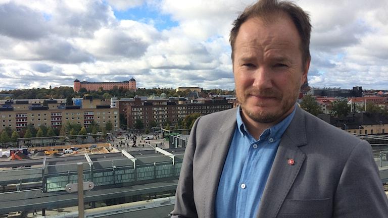 Tobias Smedberg, Vänsterpartiet Uppsala