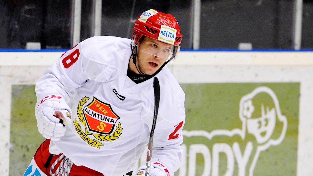 Almtuna Lucas Sandström